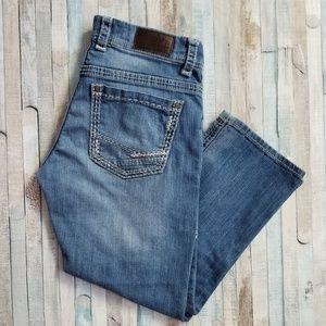 BKE Payton Capri Jeans